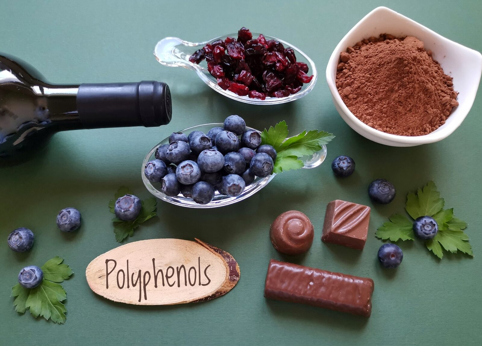 Polyphenols and your gut